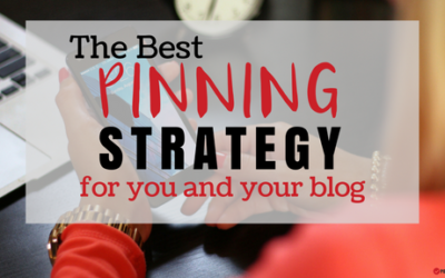 Finding the Best Pinterest Strategy for You