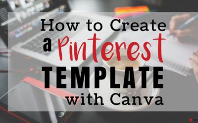 How to Create Pinterest Template in Canva
