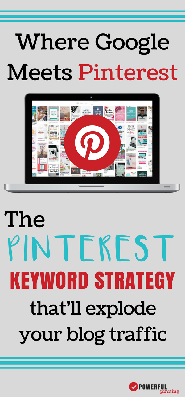 Social Media Tip: Where Pinterest and Google meet: Learn the Pinterest keyword secret you need to know that will change your Pinterest SEO strategy forever! Pinterest Tips | Pinterest Marking Strategy | Blogging for Beginners