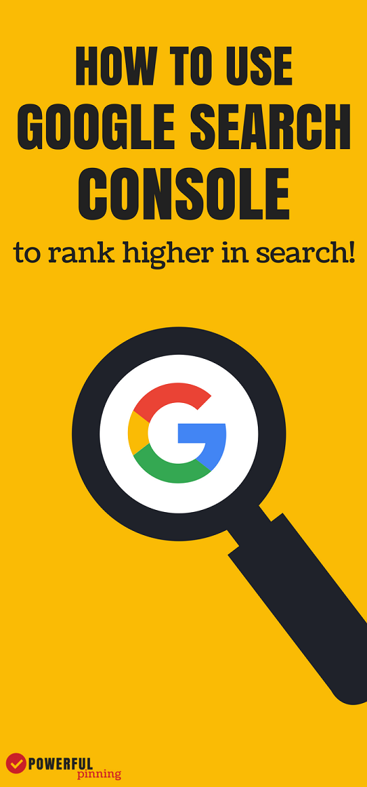 SEO Tips for Beginning Bloggers: Learn how to use your Google Search Console tool to better your SEO efforts and get your articles to rank higher in search! #bloggingtips